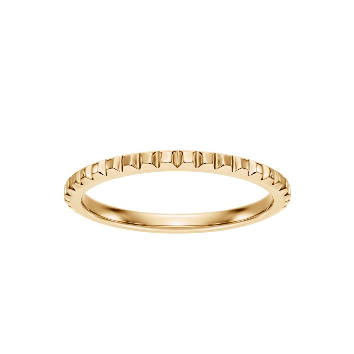 Pierścionek, żółte złoto GR111Z