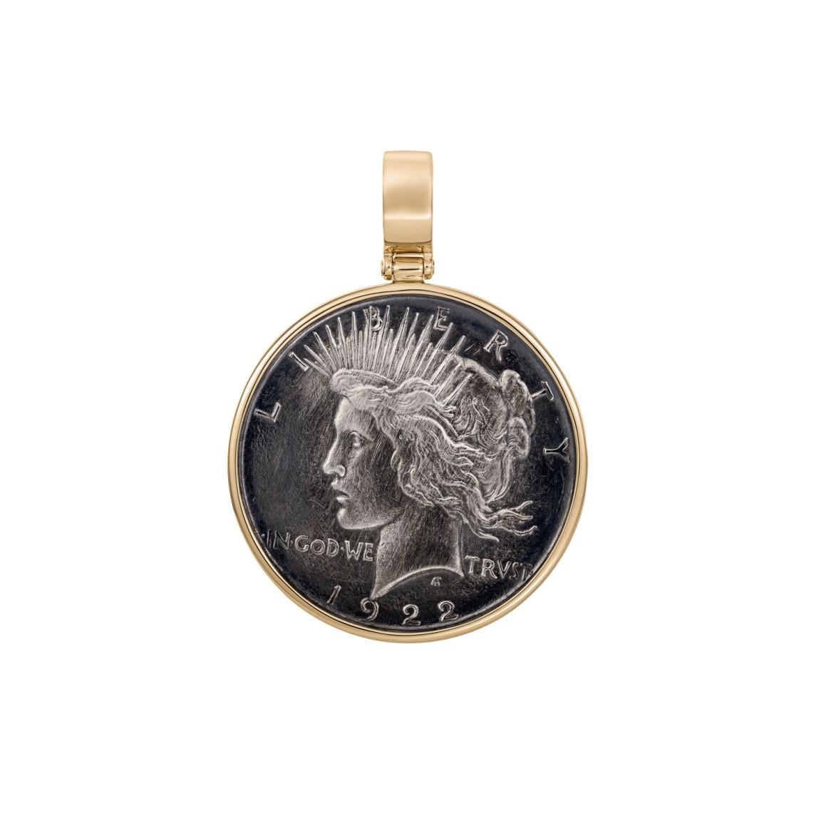 Zawieszka moneta GCP131