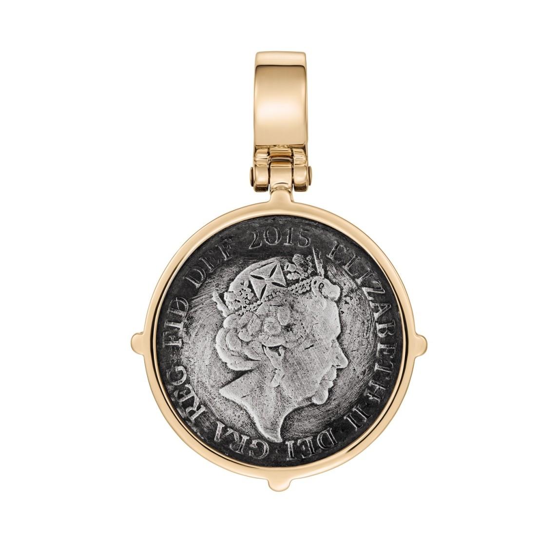 Zawieszka moneta GCP135