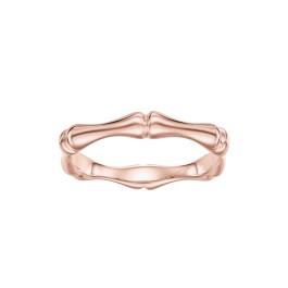 Pierścionek z różowego złota GR98R