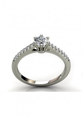 Engagement Ring DR218B