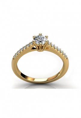 Engagement Ring DR218Z